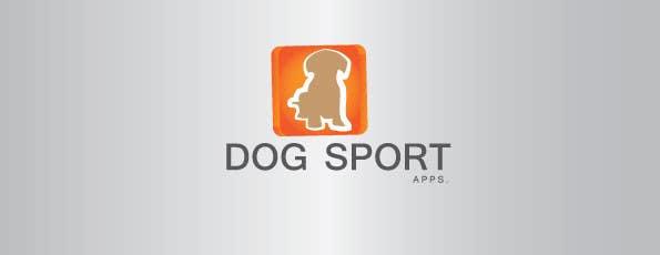 Penyertaan Peraduan #147 untuk Logo Design for www.dogsportapps.com