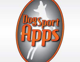 #28 para Logo Design for www.dogsportapps.com por zsipes