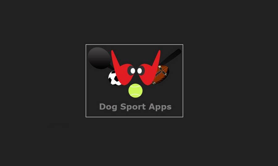 Penyertaan Peraduan #87 untuk Logo Design for www.dogsportapps.com