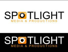 GoldSuchi tarafından Design a Logo for Spotlight Media and Productions için no 73