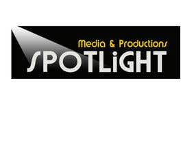 #41 untuk Design a Logo for Spotlight Media and Productions oleh ayubouhait