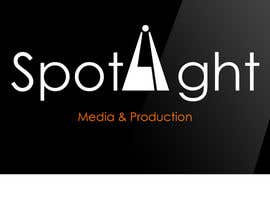 izvergNat tarafından Design a Logo for Spotlight Media and Productions için no 60