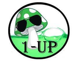 Nro 36 kilpailuun Design a Logo - 1-UP Green juice!! käyttäjältä kimmy17
