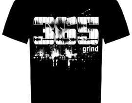 #3 for Design a Music Related T-Shirt for 365 Grind by mainstagenz