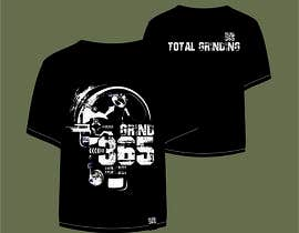 #26 untuk Design a Music Related T-Shirt for 365 Grind oleh salutyte