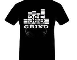 #33 untuk Design a Music Related T-Shirt for 365 Grind oleh cdinesh008