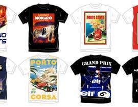 Nro 9 kilpailuun Monaco Design a T-Shirts käyttäjältä peevee27