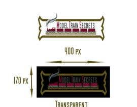 Nro 13 kilpailuun Design A Small Logo For 'Model Train Secrets' käyttäjältä Goodintentions11