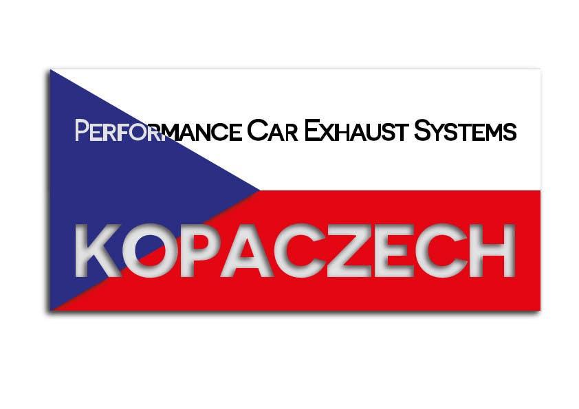 Bài tham dự cuộc thi #208 cho Logo for the new performance exhaust company contest