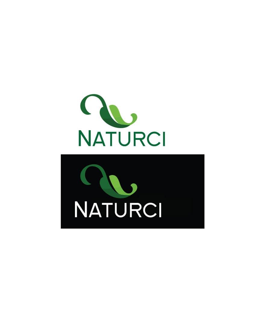 Penyertaan Peraduan #29 untuk Design a Logo for Naturci