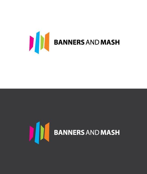 Bài tham dự cuộc thi #22 cho Logo Design for Banners and Mash Limited