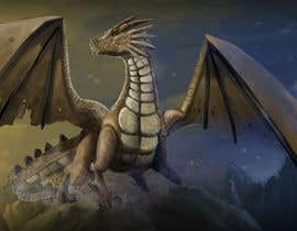 #18 para Awesome Dragon Illustration por rbanu7banban