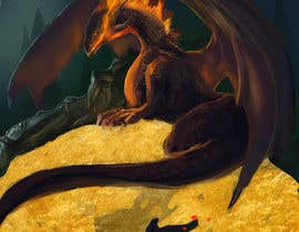 #9 para Awesome Dragon Illustration por DragonFlamely