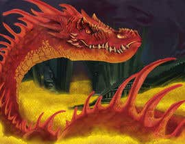 #13 cho Awesome Dragon Illustration bởi alexboatman