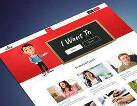 #32 para Graphics Design for Home Page of TCHER Agency Website por SadunKodagoda