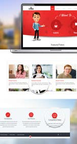 #34 for Graphics Design for Home Page of TCHER Agency Website by SadunKodagoda