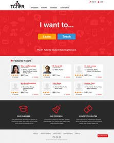 #19 for Graphics Design for Home Page of TCHER Agency Website by JeremyThornton8