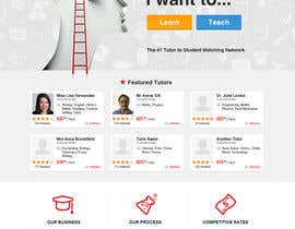 #26 para Graphics Design for Home Page of TCHER Agency Website por JeremyThornton8