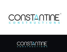 #316 for Logo Design for Constantine Constructions af todeto