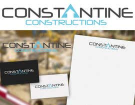 #315 for Logo Design for Constantine Constructions by allentaclas