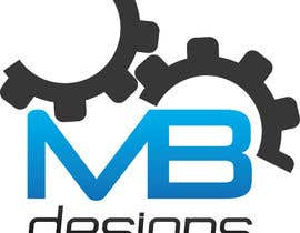 #97 para Design a Logo for MB Designs por Eddin