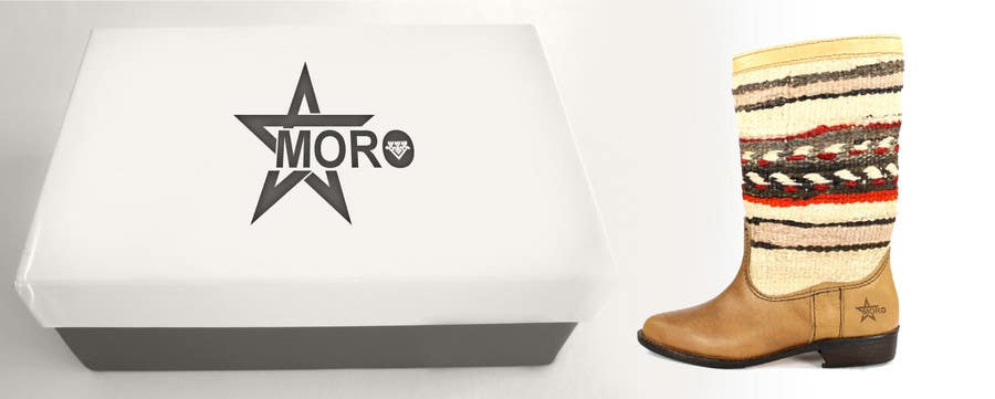 Konkurrenceindlæg #286 for Intelligent Iconic Logo Design for Moro Boots