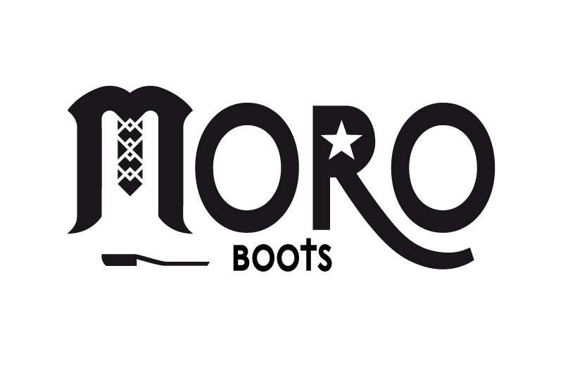 Kilpailutyö #                                        378                                      kilpailussa                                         Intelligent Iconic Logo Design for Moro Boots