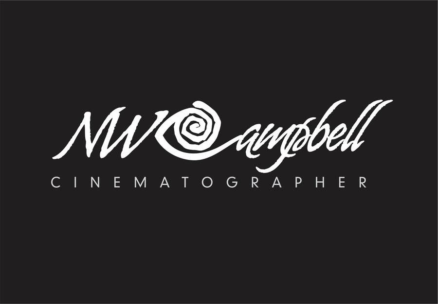 Proposition n°290 du concours Logo Design for Freelance Cinematographer