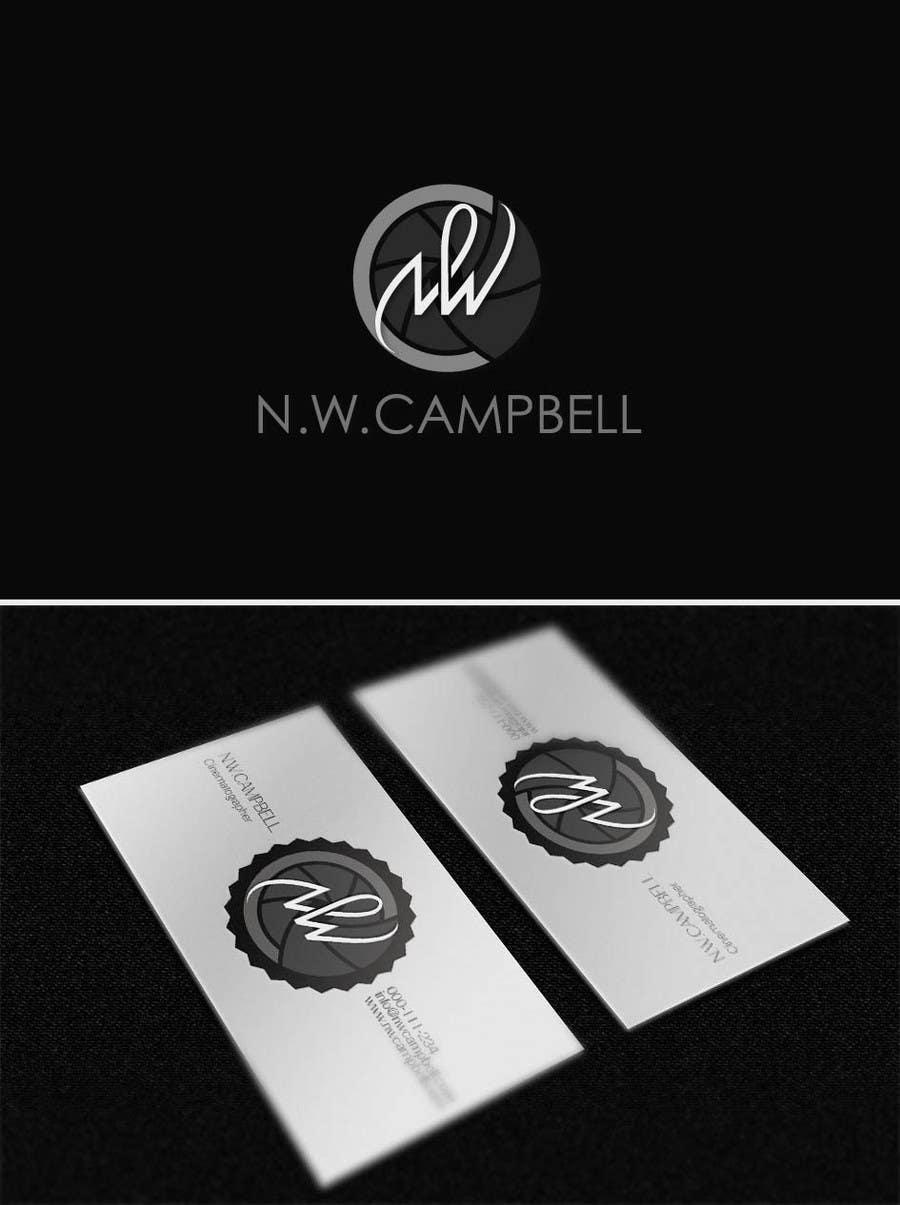 Proposition n°299 du concours Logo Design for Freelance Cinematographer