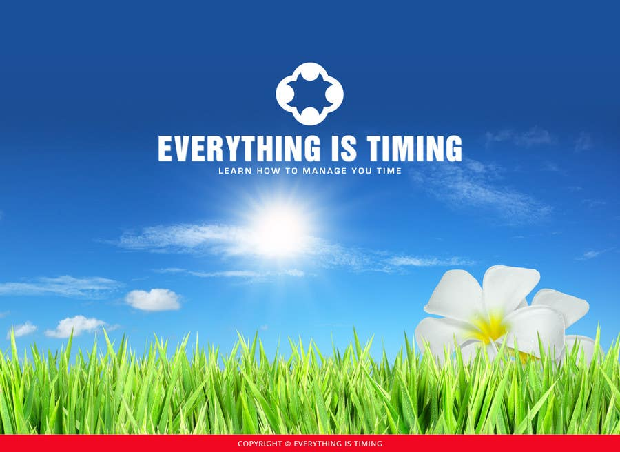 #35 for Splash Page for Everything is Timing by Genshanks