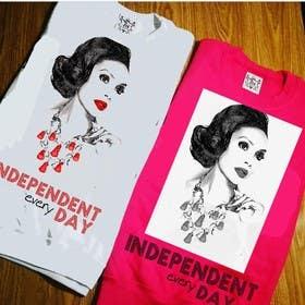ozafebri tarafından Design a T-Shirt Vivica Fox için no 11