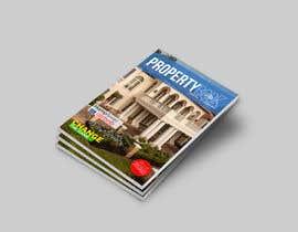 Nro 36 kilpailuun Design me a MODERN front cover for a real estate focused magazine... käyttäjältä HasithaCJ