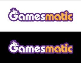 nº 17 pour Design a Logo for Gamesmatic par iakabir