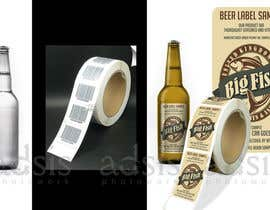 Nro 4 kilpailuun Design a realistic label/sticker on a product. käyttäjältä adsis