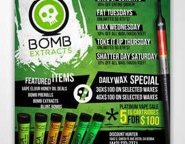 elgu tarafından Design a Cannabis Flyer için no 39