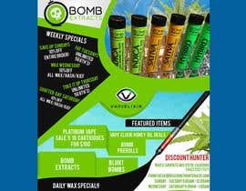 AkshayVerma9 tarafından Design a Cannabis Flyer için no 64