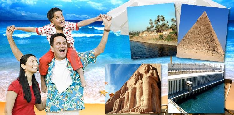 #2 for Egypt Banner by navneet022