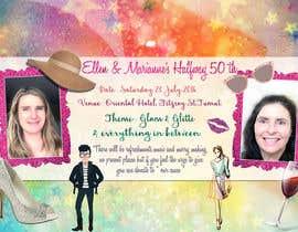 #9 for Designe a birthday invitation by bharmalcreation
