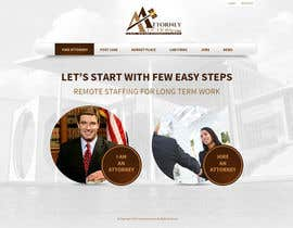#12 para Design a Website Mockup for AttorneyAuction.com por tania06
