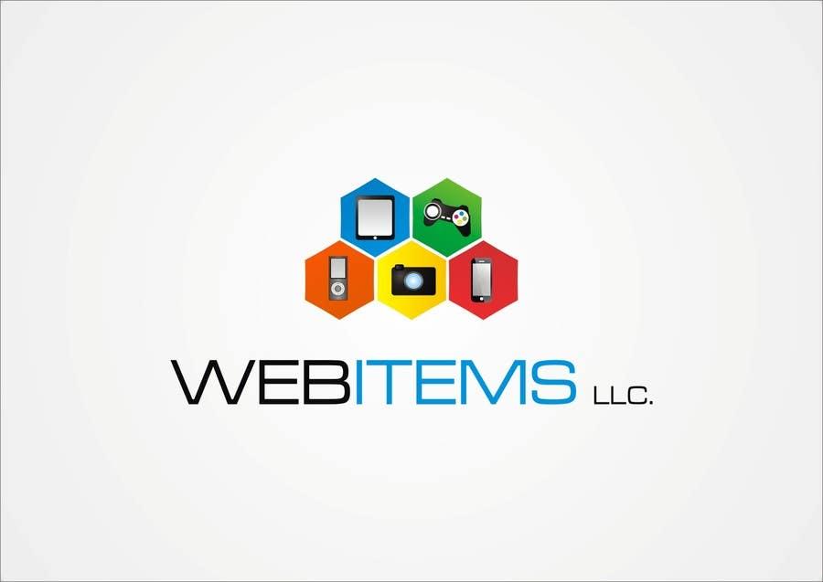#46 for Design a Logo for Web Items LLC company by shobbypillai