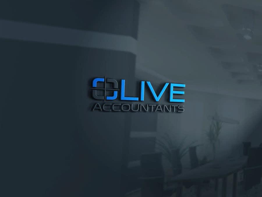 Penyertaan Peraduan #                                        41                                      untuk                                         logo design for Olive Accountants