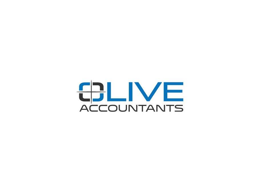 Penyertaan Peraduan #                                        42                                      untuk                                         logo design for Olive Accountants
