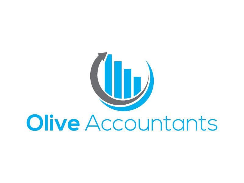 Penyertaan Peraduan #                                        19                                      untuk                                         logo design for Olive Accountants
