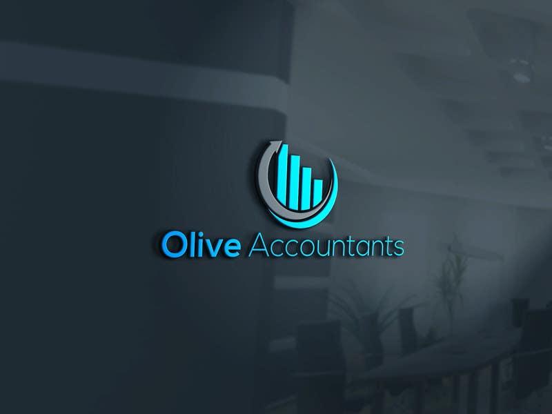 Penyertaan Peraduan #                                        20                                      untuk                                         logo design for Olive Accountants