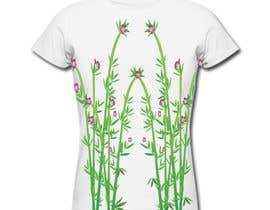 Nro 19 kilpailuun Bamboo design for tee shirt käyttäjältä Rightwaydesign