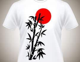 Nro 17 kilpailuun Bamboo design for tee shirt käyttäjältä parrajg17
