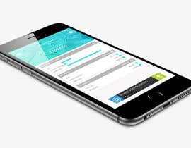 #4 for Mobile App - Design one Page by zolcsaktamas