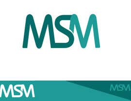 #51 para Develop a Corporate Identity for MSM por angvonnie
