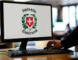 #29 for Design eines Logos for helvetic-elektronik.ch & shopping-haus.ch by MariMari89