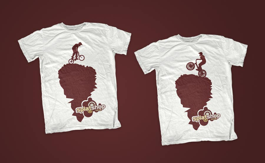 #26 for Design a T-Shirt for Moto Trials by OKDesignZone